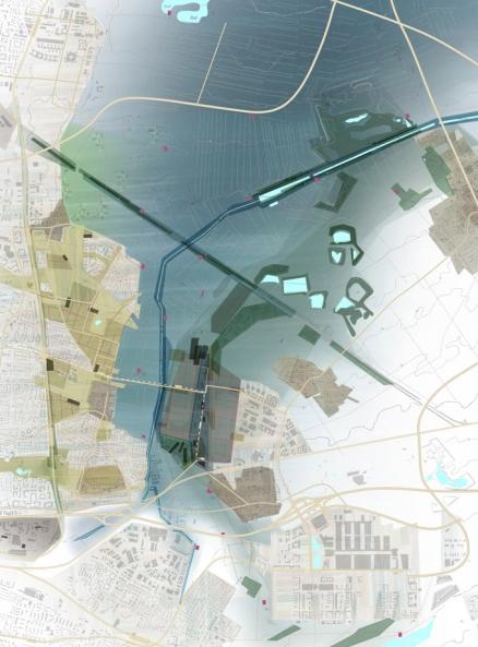 Plan München Stadtrand